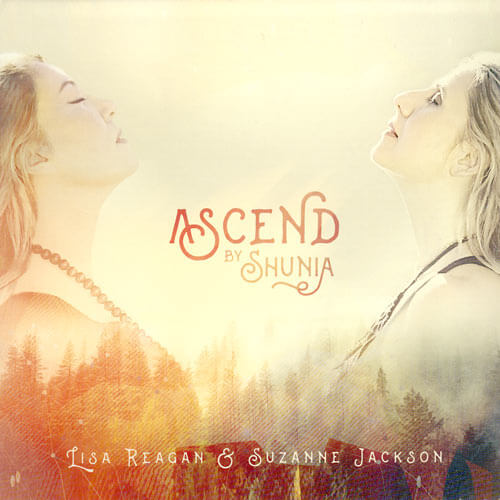 Ascend - Shunia CD