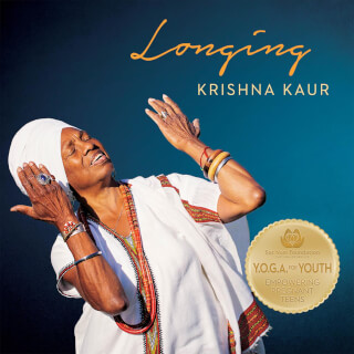 Longing - Krishna Kaur CD