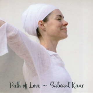 Path of Love - Satwant Kaur CD