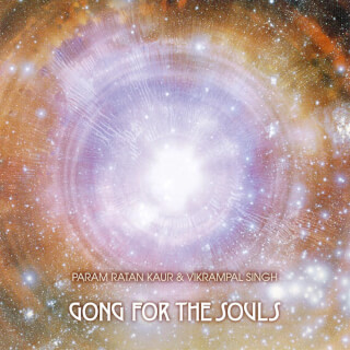 Gong for the Souls - Vikrampal Singh CD