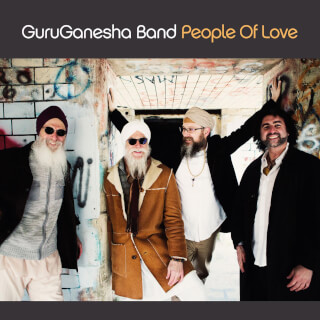 People of Love - GuruGanesha Band CD