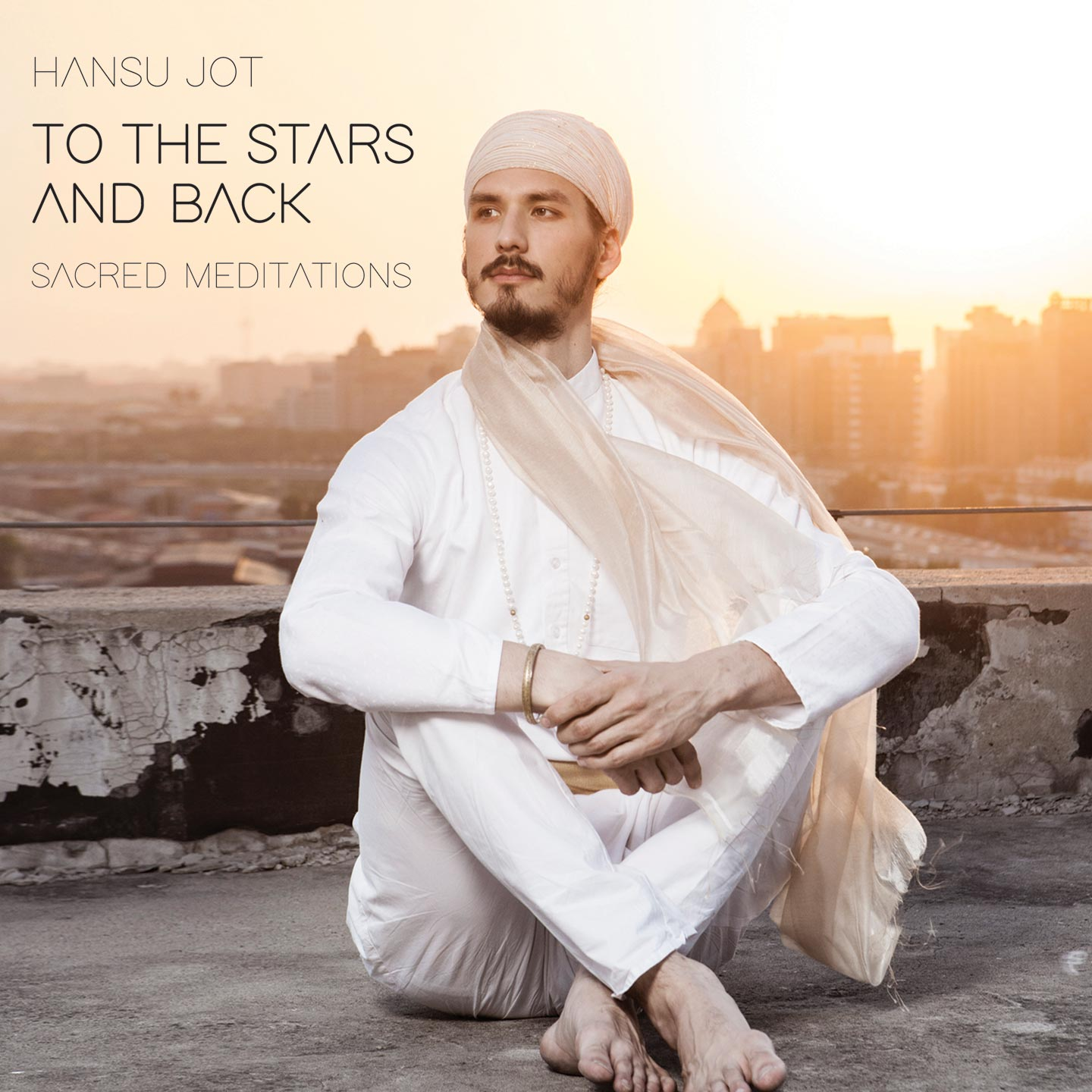 To the Stars and Back - Hansu Jot CD