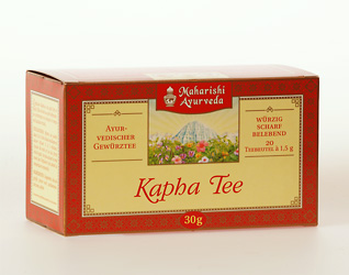 Kapha Tea Maharishi, conventional, 20 teabags