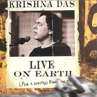 Live on Earth -Krishna Das 2 CD-Set