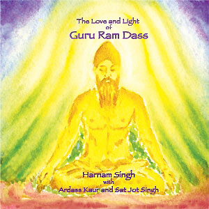 The Love & Light of Guru Ram Das CD