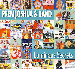 Luminous Secrets - Prem Joshua CD