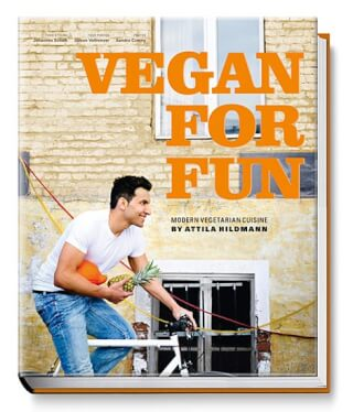 Vegan for FUN - Attila Hildmann Édition anglaise