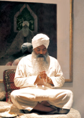 Yogi Bhajan Aquarian Teacher (photo), A4