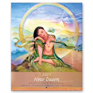 "Shakticards Calendar ""New Dawn"" 2021"