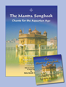 The Mantra Songbook, including CD