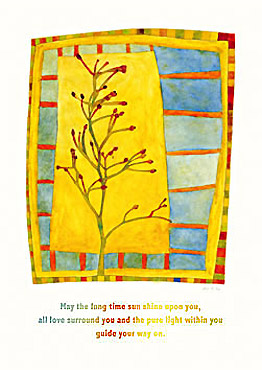 "Affiche ""May the Longtime Sun..."", A2"
