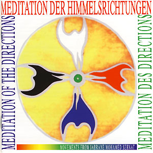 Meditation of the directions - Jabrane Sebnat CD