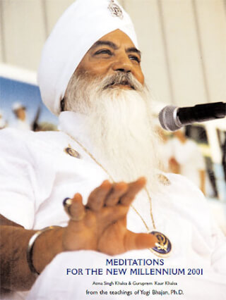 Meditations for the New Millenium - yogagems with Yogi Bhajan