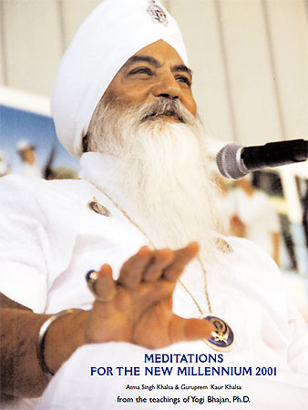 Meditations for the New Millenium- yogagems avec Yogi Bhajan