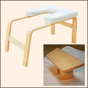 Meditation bech, yoga stool