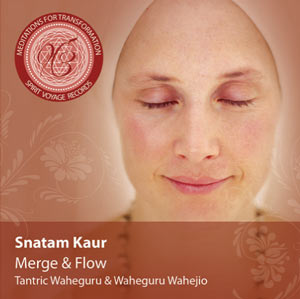 Merge & Flow - Snatam Kaur CD