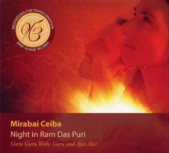 Night in Ram Das Puri - Mirabai Ceiba CD
