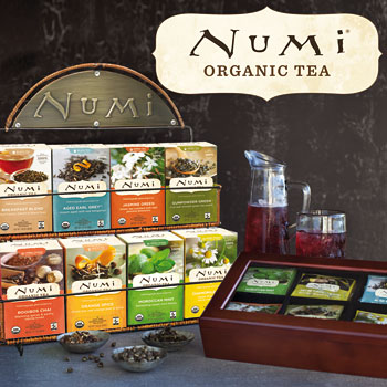 Numi Tea - Celebrating Pure Tea