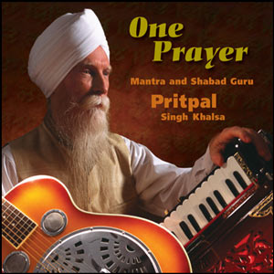 One Prayer - Pritpal Singh CD