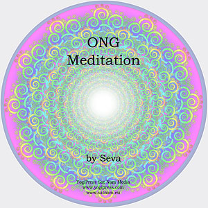 Ong Meditation - Seva CD