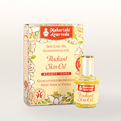 Radiant Skin Face Oil Maharishi, 7 ml