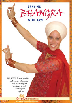 Bhangara with Ravi Kaur - DVD