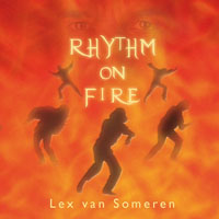 Rhythm on Fire - Lex van Someren CD
