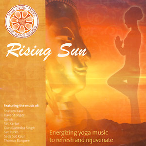 Rising Sun - Various Artists CD