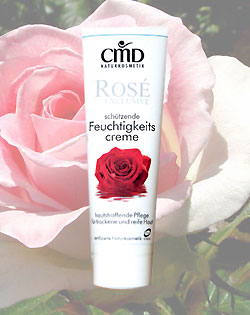 Rose Exclusive moisturizing cream, 50 ml