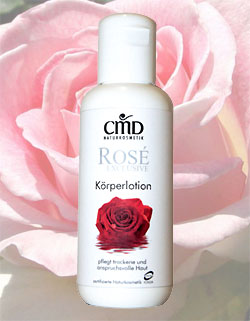 Rose Exclusive Body Lotion, 200 ml