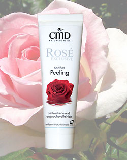Rose Exclusive Peeling Cream, 50 ml