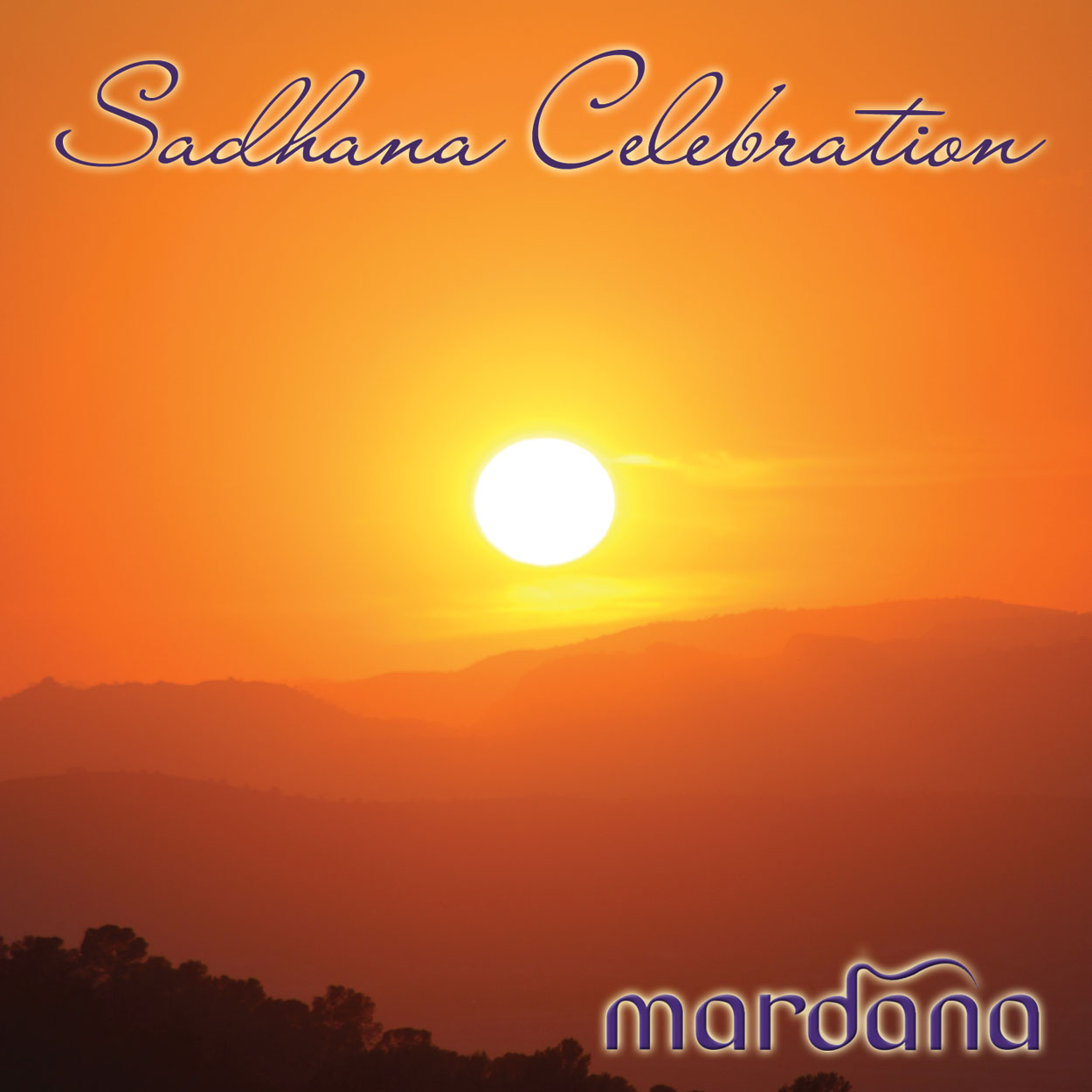 Sadhana Celebration - Mardana CD