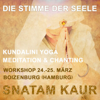 Voice of the Soul - Workshop with Snatam Kaur
