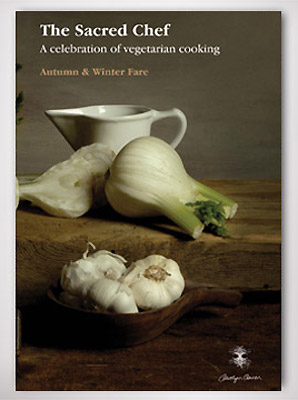 The Sacred Chef-Autumn & Winter Fare DVD
