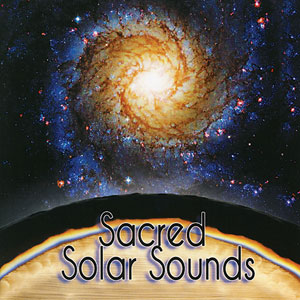 Sacred Solar Sounds Gong CD - Mark Swan