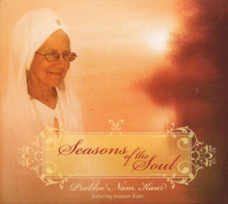 Seasons of the Soul - Prabhu Nam Kaur CD