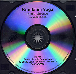 Kundalini Yoga Secret Science - Yogi Bhajan