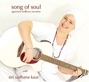 Song of Soul - Siri Sadhana Kaur CD