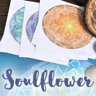 Soulflower Mandala-Karten
