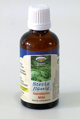 Stevia fluid (liquid), 50 ml