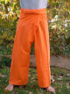 Thai-trousers orange