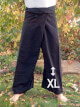 Thai-trousers, black