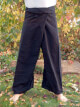 Thai pantalon, noir
