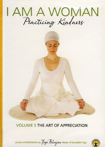 Kundalini Yoga DVDs for women