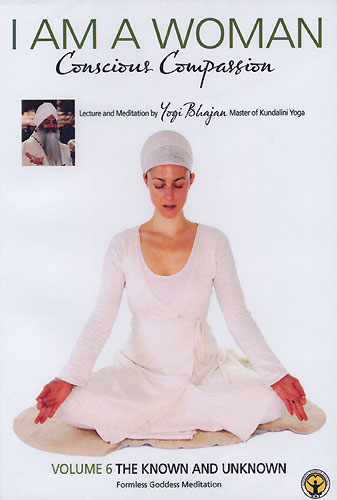 The Known and Unknown - Yogi Bhajan DVD