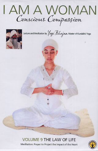 The Law of Life - Yogi Bhajan DVD