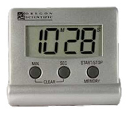 Yoga Timer Classic TR 112, Silber