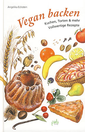 Vegan Backen - Angelika Eckstein