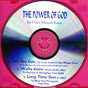 We Are God - Hari Bhajan Kaur CD