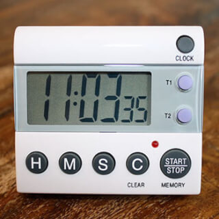 Yoga-Timer & Meditation clocks